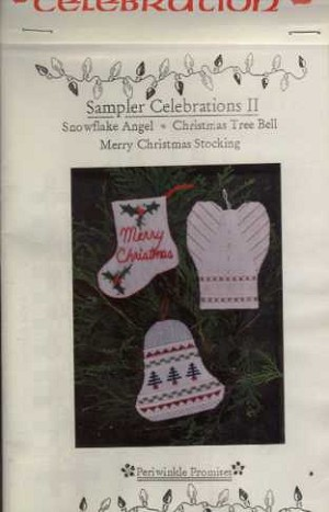Sampler Celebrations II - (Cross Stitch)
