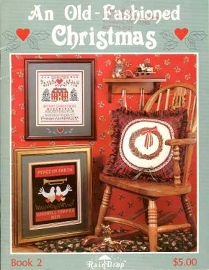 An Old-Fashioned Christmas - (Cross Stitch)