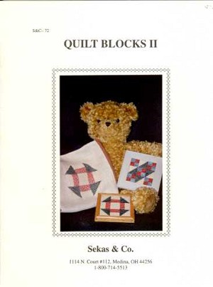 Quilt Blocks II - (Cross Stitch)