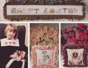 Spring Sundries - (Cross Stitch)