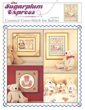 Counted Cross-Stitch for Babies Vol. II