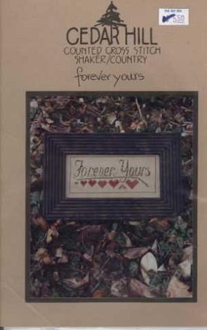 Forever Yours - (Cross Stitch)