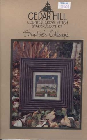 Sophie's Cottage - (Cross Stitch)