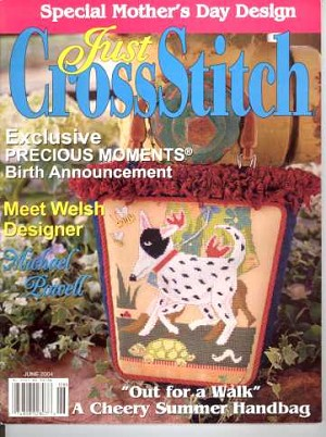 June 2004 Magazine - (Cross Stitch)