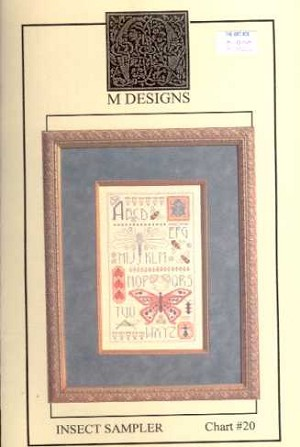 Insect Sampler - (Cross Stitch)