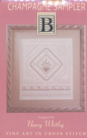 Champagne Sampler - (Cross Stitch)