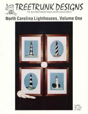 North Carolina Lighthouses Volume One
