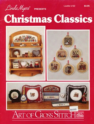 Christmas Classics - (Cross Stitch)
