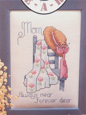 Gifts of Love - Mom - (Cross Stitch)