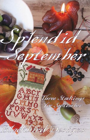 Splendid September (3 Stockings)