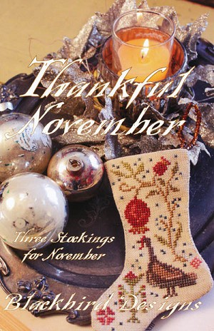 Thankful November - Three Stockings for November