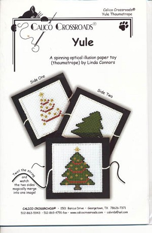 Yule (Cross Stitch)
