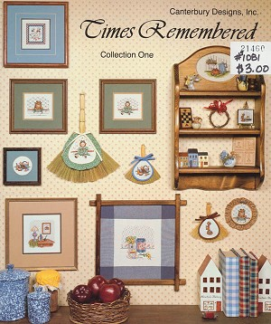Times Remembered Collection One - (Cross Stitch)