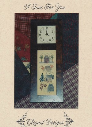 A Time For You - (Cross Stitch)