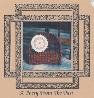 A Poesy From the Past - (Cross Stitch)