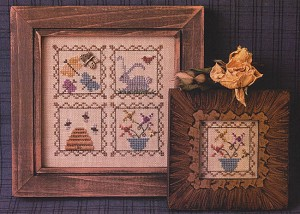 Budding Littles - (Cross Stitch)