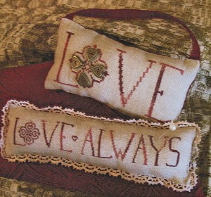 Love Always - (Cross Stitch)