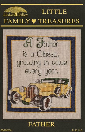 Father - (Cross Stitch)