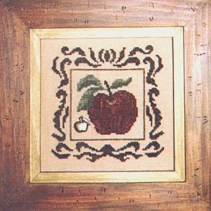 Apples - (Cross Stitch)