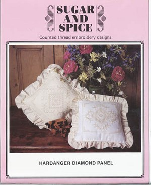 Hardanger Diamond Panel