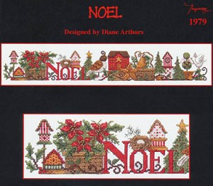 Noel - (Cross Stitch)