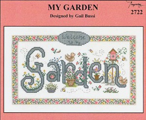 My Garden - (Cross Stitch)