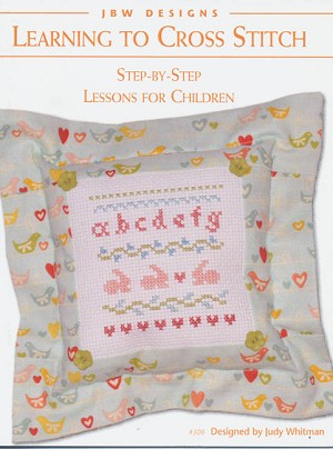 Learning to Cross Stitch - (Cross Stitch)