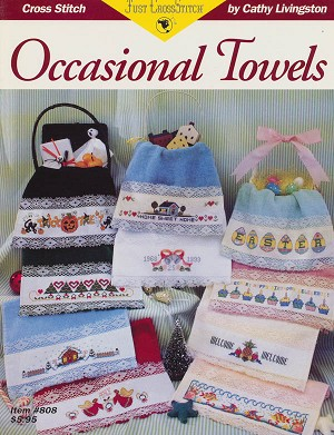 Occasional Towels - (Cross Stitch)