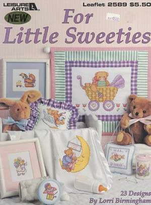 For Little Sweeties - (Cross Stitch)