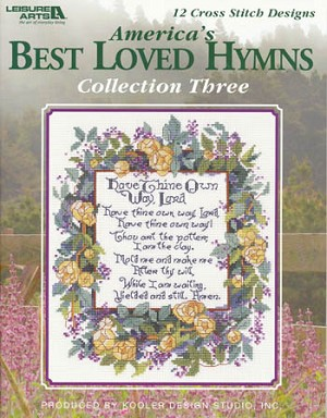 America's Best Loved Hymns Collection Three - (Cross Stitch)