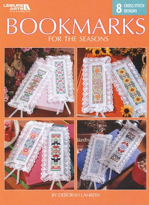 Bookmarks for the Seasons - (Cross Stitch)