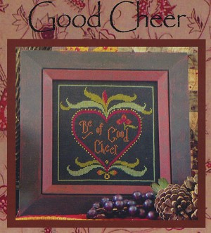 Good Cheer - (Cross Stitch)