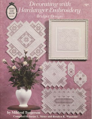Decorating with Hardanger Embroidery - (Cross Stitch)