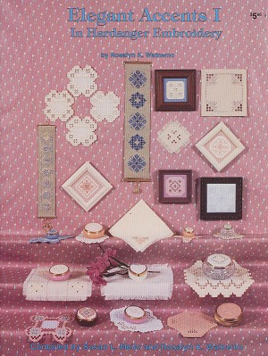 Elegant Accents I Hardanger - (Cross Stitch)