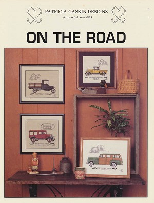 On the Road - (Cross Stitch)