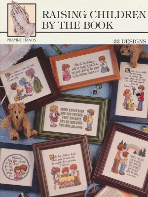 Raising Children By the Book - (Cross Stitch)