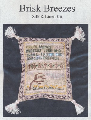 Brisk Breezes - (Cross Stitch)