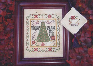 Rejoice - (Cross Stitch)
