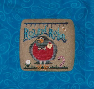 Round Robin - (Cross Stitch)