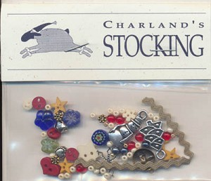 Charland's Stocking Charms and Embellishments