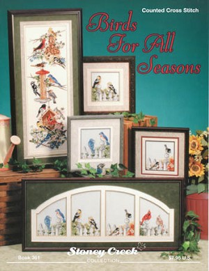 Birds for All Seasons - (Cross Stitch)