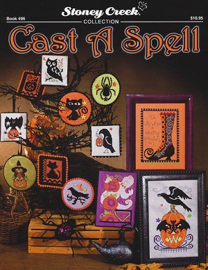 Cast a Spell - (Cross Stitch)