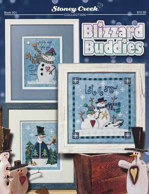 Blizzard Buddies - (Cross Stitch)