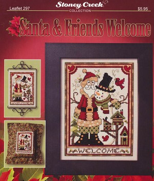 Santa & Friends Welcome