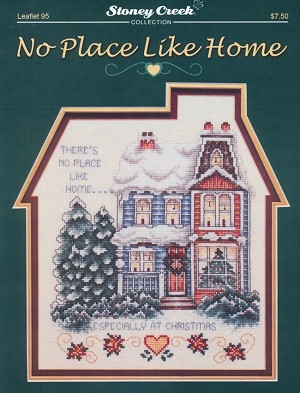 No Place Like Home - (Cross Stitch)
