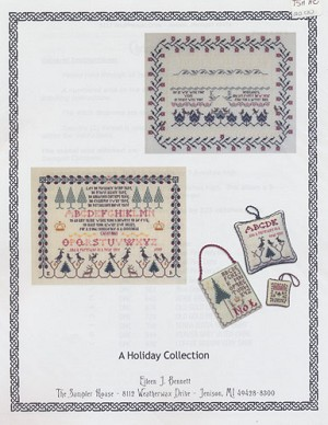 A Holiday Collection - (Cross Stitch)