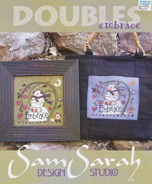 Embrace - (Cross Stitch)