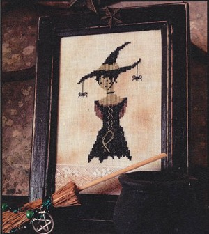 Miss Grimilde - (Cross Stitch)