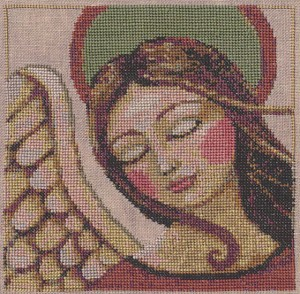 Pray - (Cross Stitch)