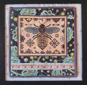 Quilting Bee - (Cross Stitch)